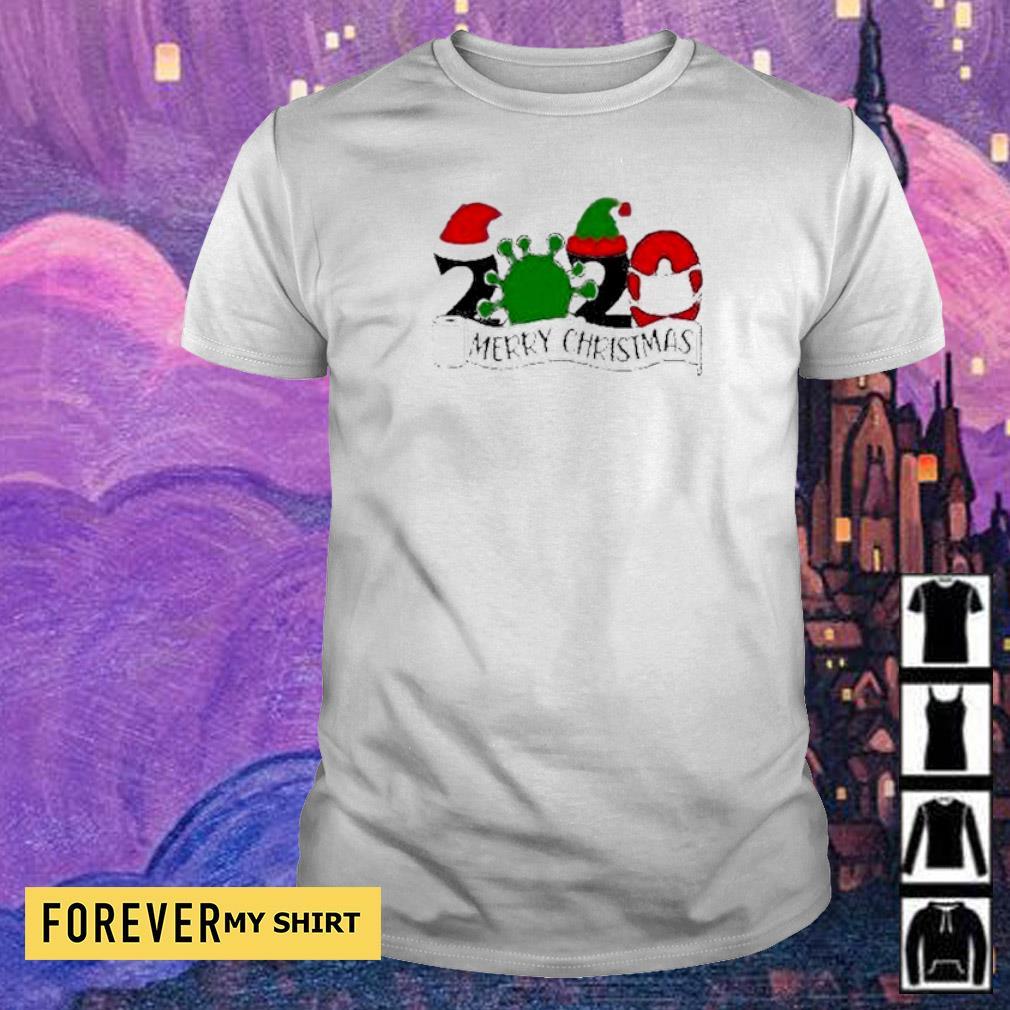 Covid 19 2020 merry Christmas sweater shirt