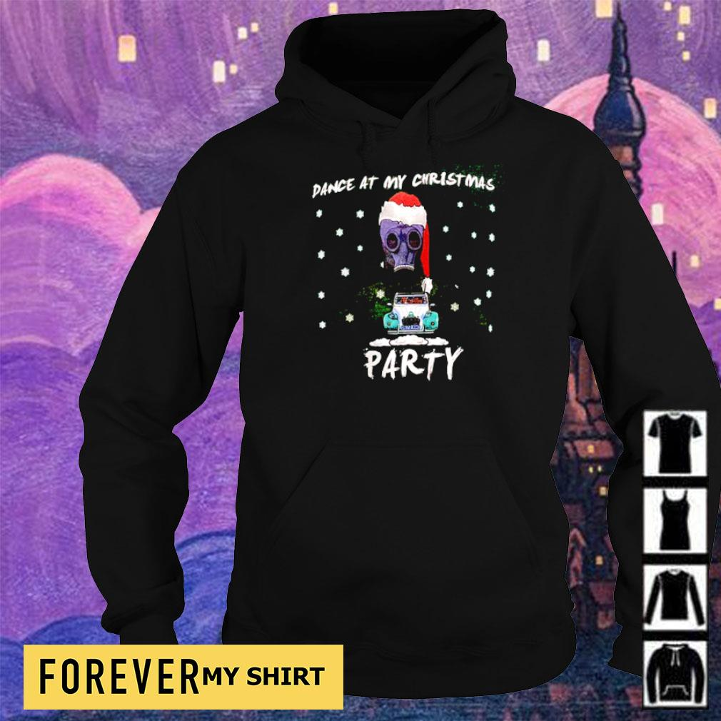 Dance at my Christmas party sweater hoodie
