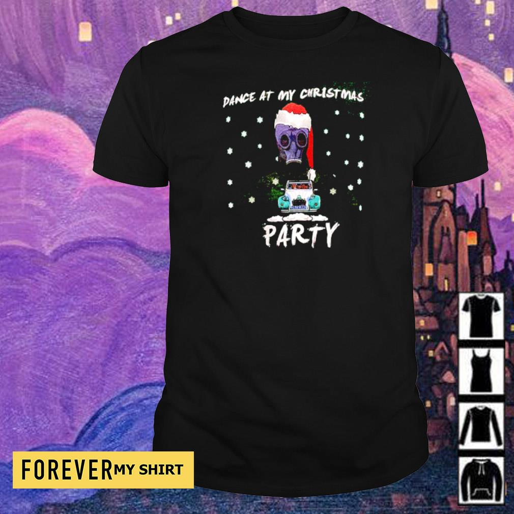 Dance at my Christmas party sweater shirt