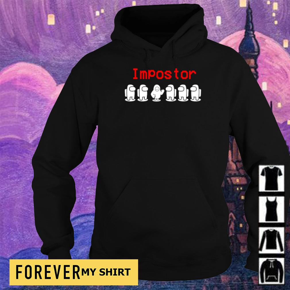 Funny among us impostor jumpers s hoodie