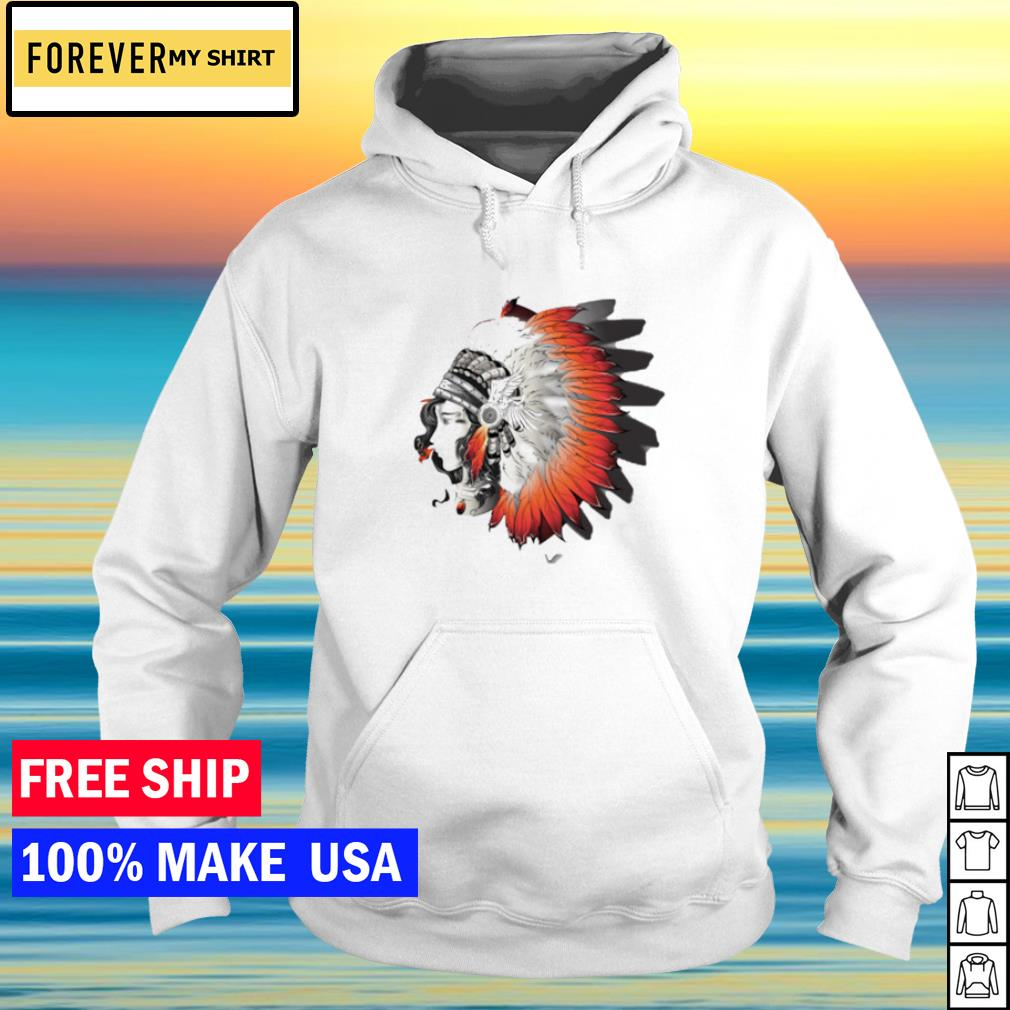 NFL Kansas City Chiefs girl symbol s hoodie