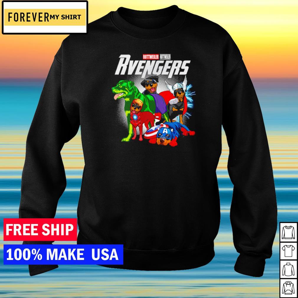 Rottweiler Rottweller Rvengers s sweater