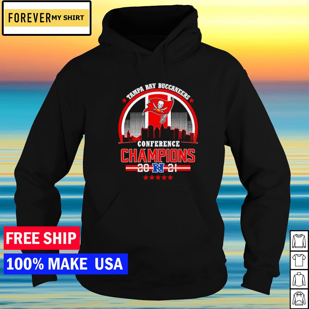 Tampa Bay Buccaneers Conference Champions 2021 s hoodie