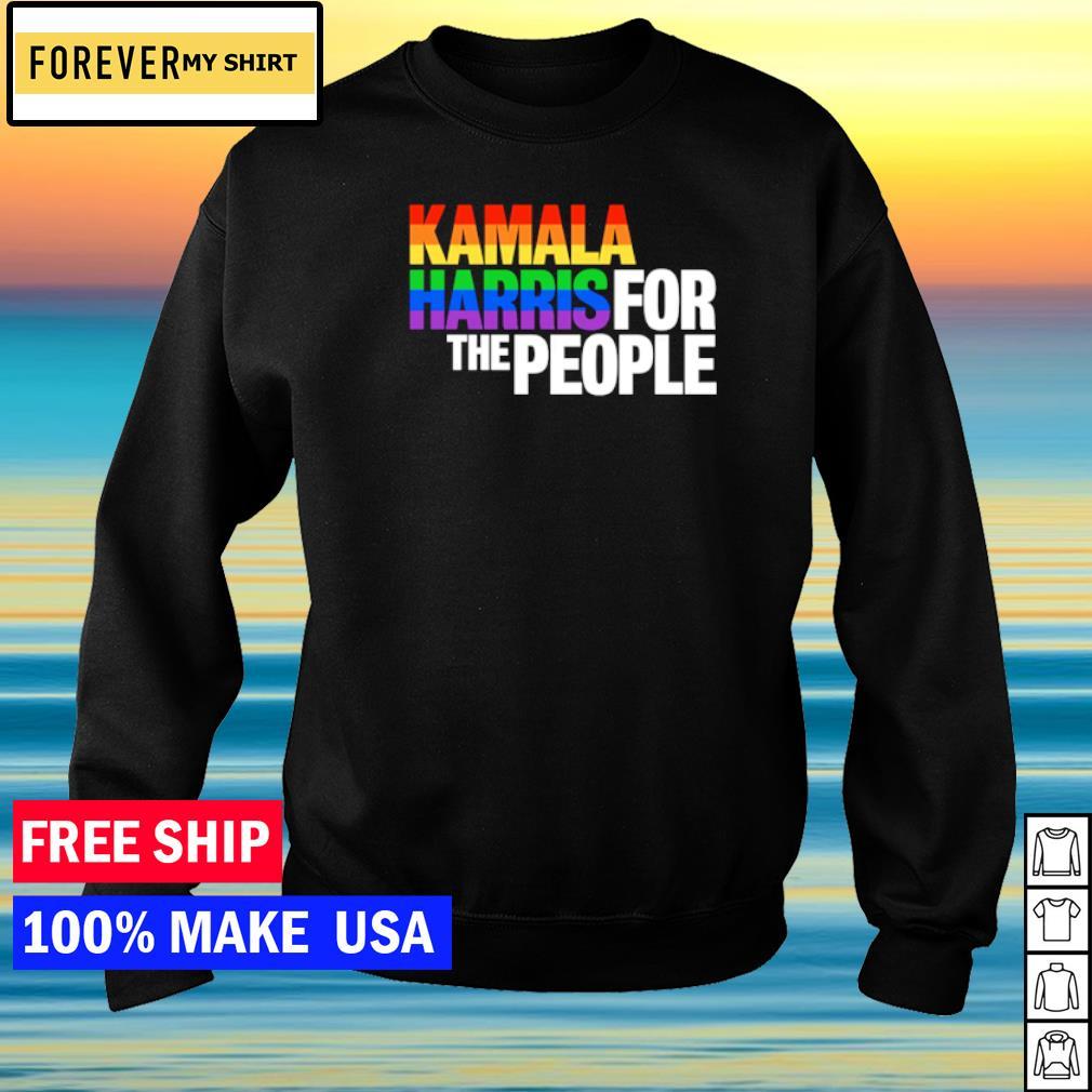 Vice President Kamala Harris for the people LGBT s sweater